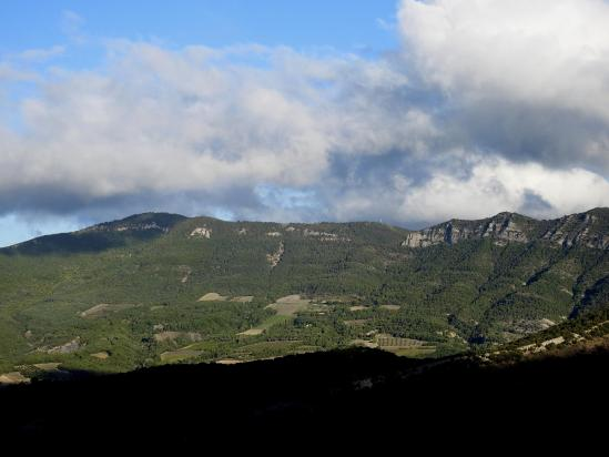 Mont Rachas, montagnes de l'Autèche et de Champlas