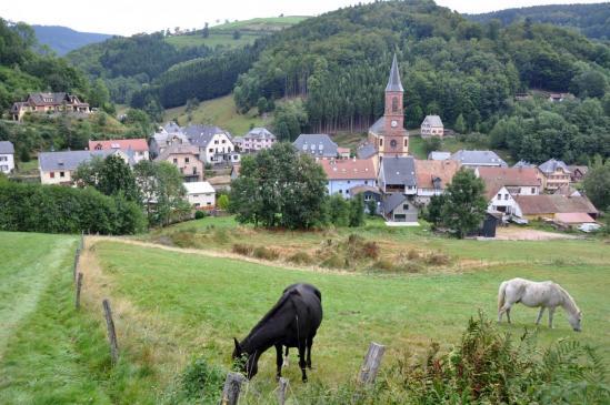 Le village du Bonhomme