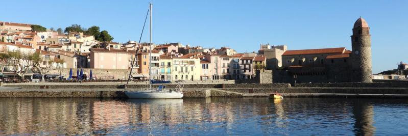 Collioure (l'anse de la Balata)
