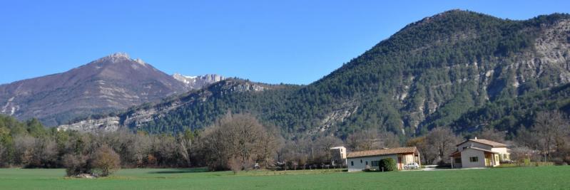 Le Mont Chabaret et le But de l'Aiglette