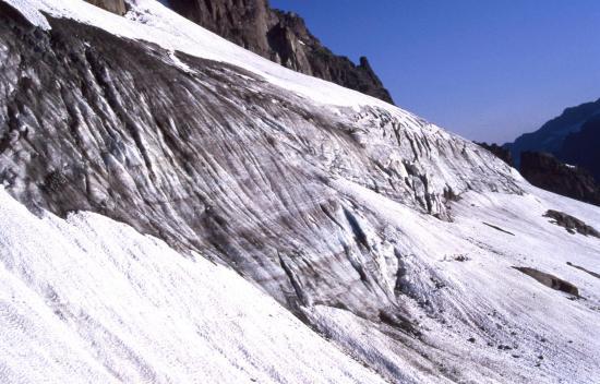 Le glacier de Trélaporte
