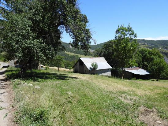 Le hameau de La Faure