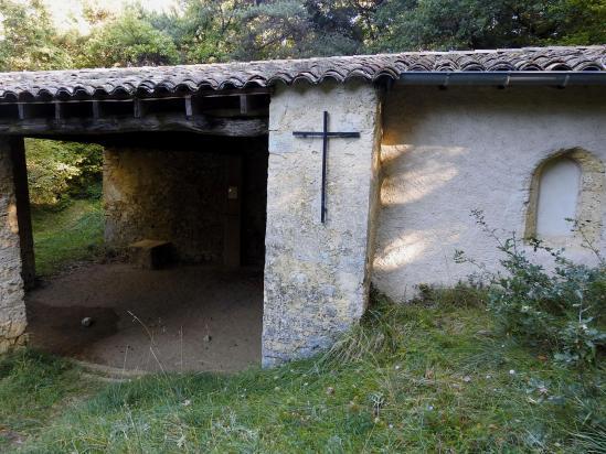 La chapelle Saint-Pancrace