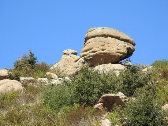 A l'approche du col du Puig Pedros