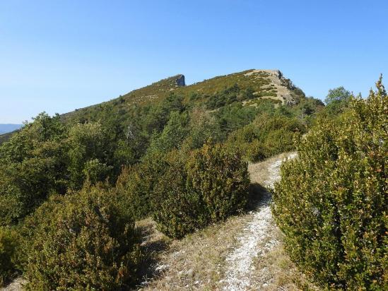 Entre le Ranc de l'Aigle et la montagne de Tarsimoure