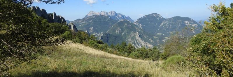 A la source du ruisseau de Bramevache (Les Trois-Becs)
