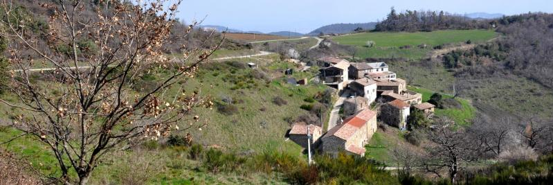 Le hameau des Bonnets de Ladreyt