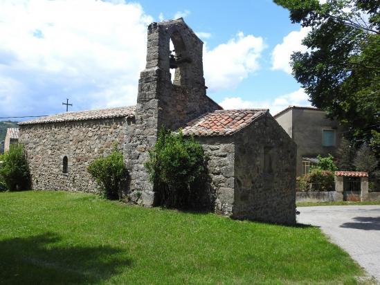 La chapelle de Saint-Martin-de-Galejas