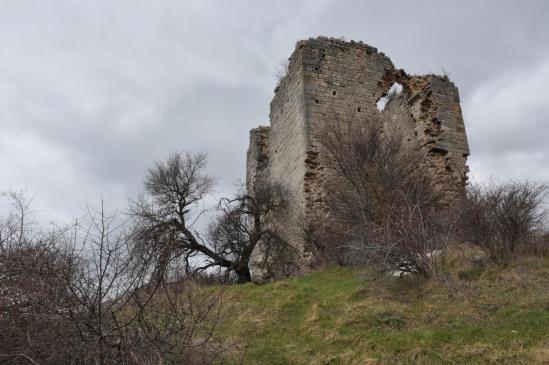 La tour de Bézaudin