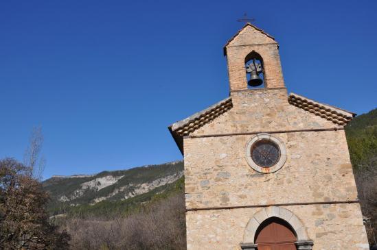 L'église de Ponet-et-Saint-Auban
