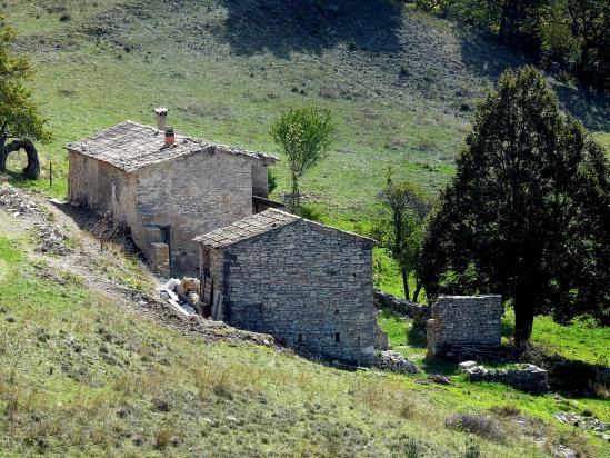 La ferme de la Lance, haut lieu de la Résistance