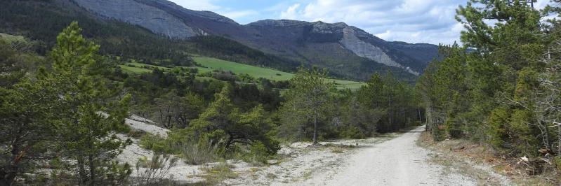 Le lieu-dit Champourioux à l'approche de Jonchères