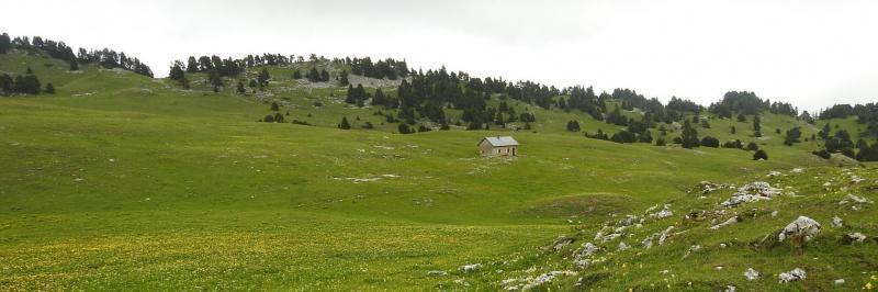 La cabane de l'Essaure