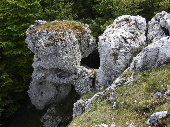 L'arche de Rucla