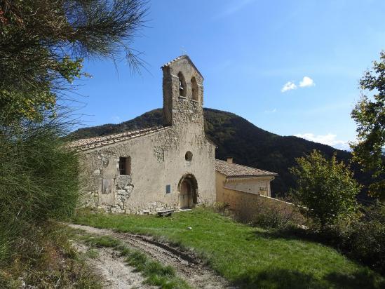 Chaudebonne (église Ste Agathe)