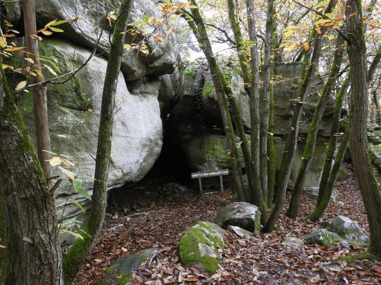 La Grotte des Troglodytes