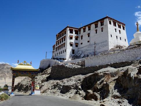 Le monastère de Stakna