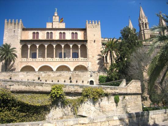 Palma (palais de la Almudaina)