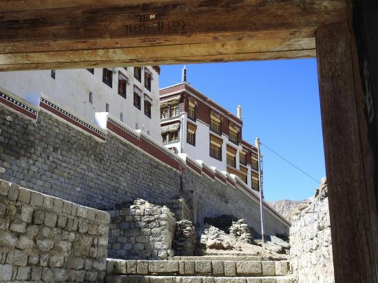 Le monastère de Phyang