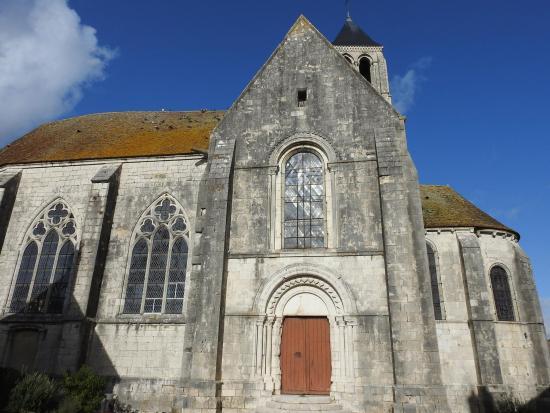 L'église de Château-Landon