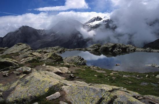 Excursion au lac Lauson depuis le refuge Vittorio Sella