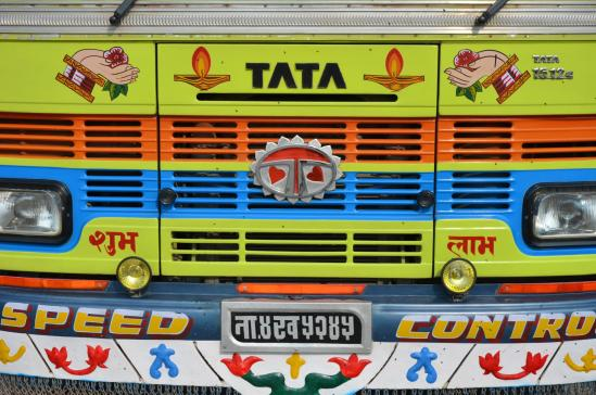 Un Tata pour nous emmener au bout du Monde...