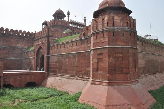 Lal Qila ou Red Fort (Delhi)