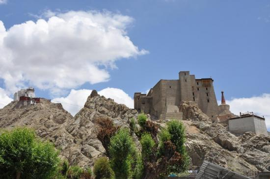 Le fort et le Royal Palace de Leh