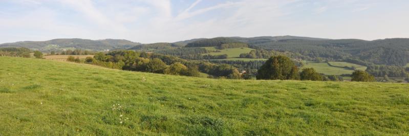 Entre Haut-Folin et Beuvray