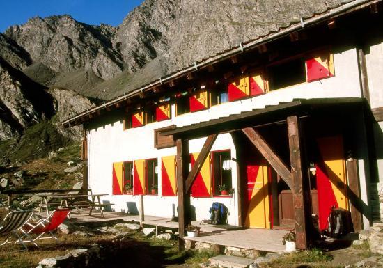 Au refuge Granero