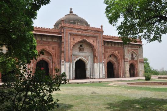 Purana Qila ou Vieux fort (Delhi)