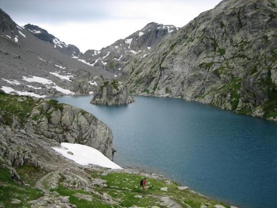 Les lacs de Bellecombe