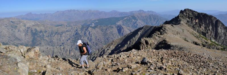 Entre Lattiniccia et Monte Cardo