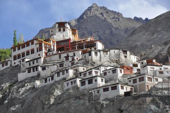 Le monastère de Diskyet