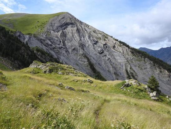 Le Pré de la Vache (montagne des Clottous)