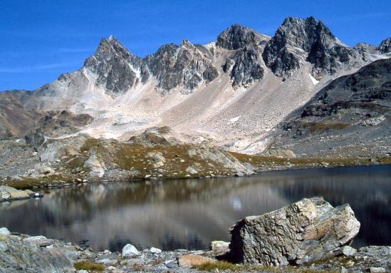 Les lacs des Glaciers, un spot confidentiel et zen !