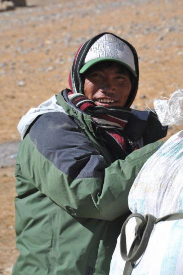 Karma Tsundi, horseman et guide