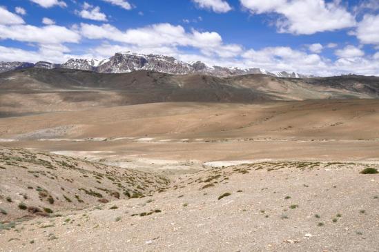 Le plateau de Kharnag du côté de Lungmoche