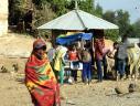Sur la route entre Gondar et Debark