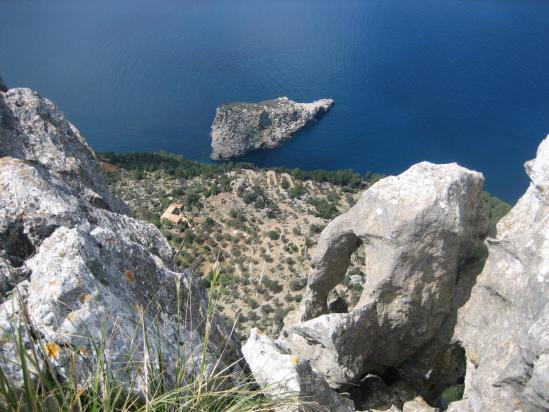 Au sommet du Puig Balitx