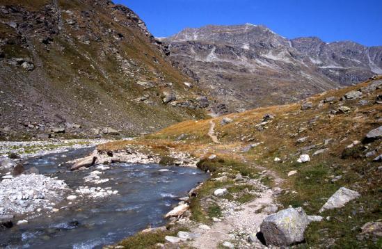 Le ruisseau d'Ambin