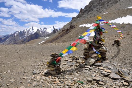 Au Pudzong La (5020m)