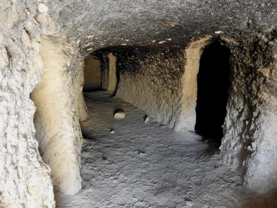 les grottes de Jhong
