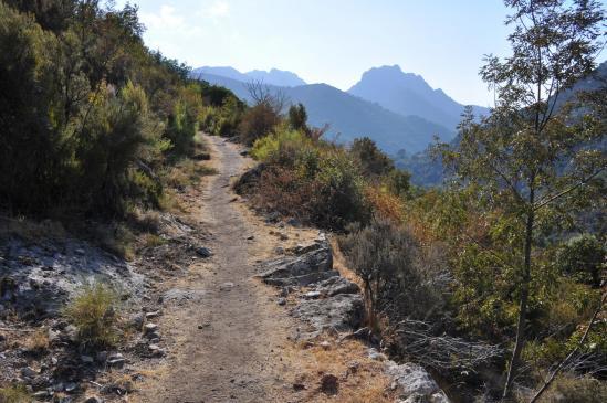 A l'approche de Marignana