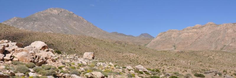 Le plateau du Tichka et l'Amendach