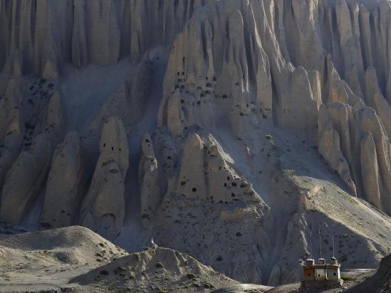 Les falaises de Yara