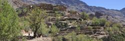Dans la vallée de l'assif Gourioun