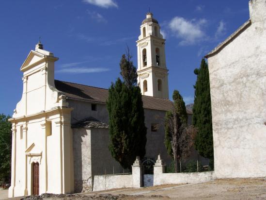 L'église d'Olmi e Cappella
