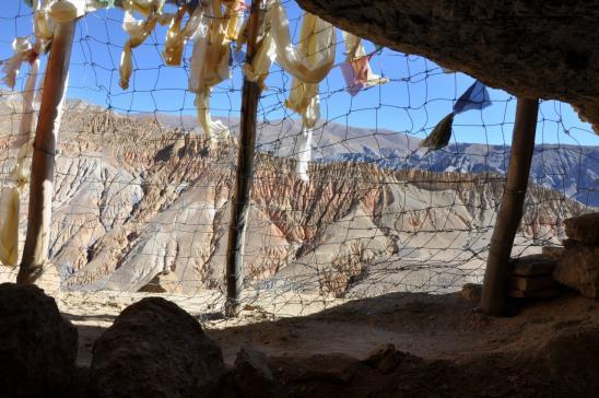 La protection à toute épreuve de la grotte de Koncholing