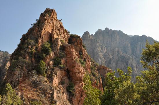 Les Capu Casconi dans la basse vallée de la Lonca
